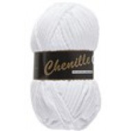 LY Chenille 005 Wit