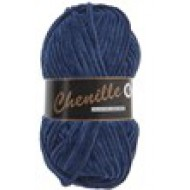 LY Chenille 890 Donker blauw