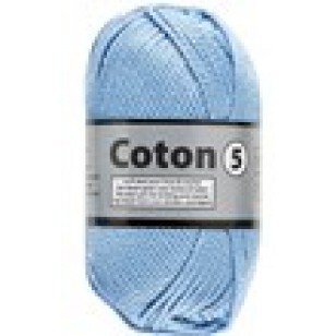 LY Cotton 5 011 Lichtblauw