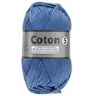 LY Cotton 5 022 Blauw
