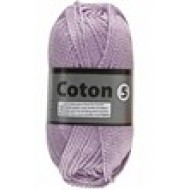 LY Cotton 5 063 licht lila