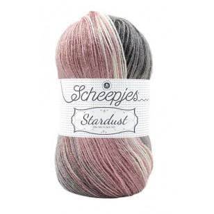 Stardust 660 verloopgaren roze/grijs/wit