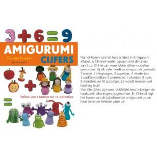 Amagurumi cijfers Cristel Krukkert