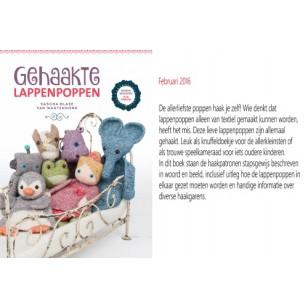 lappenpoppen haken van Sascha Blase van Wagtendonk